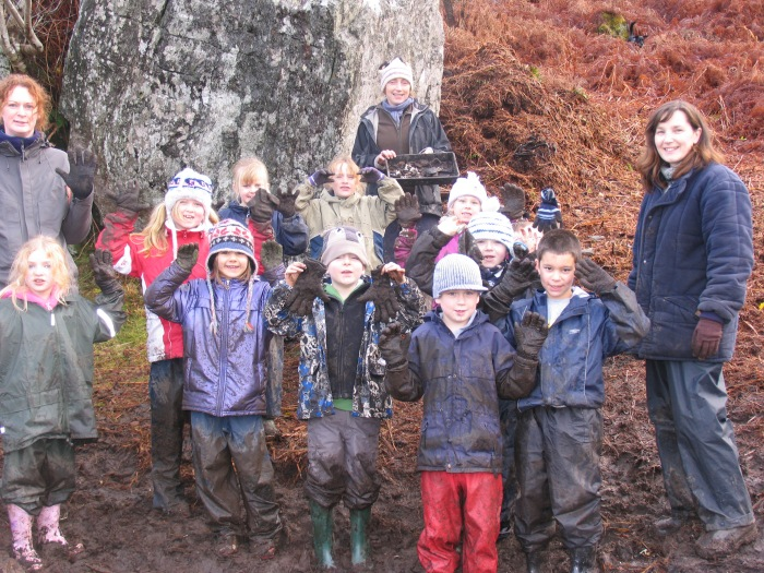 arrochar-school-kids